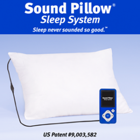 Image result for sound pillow mp3