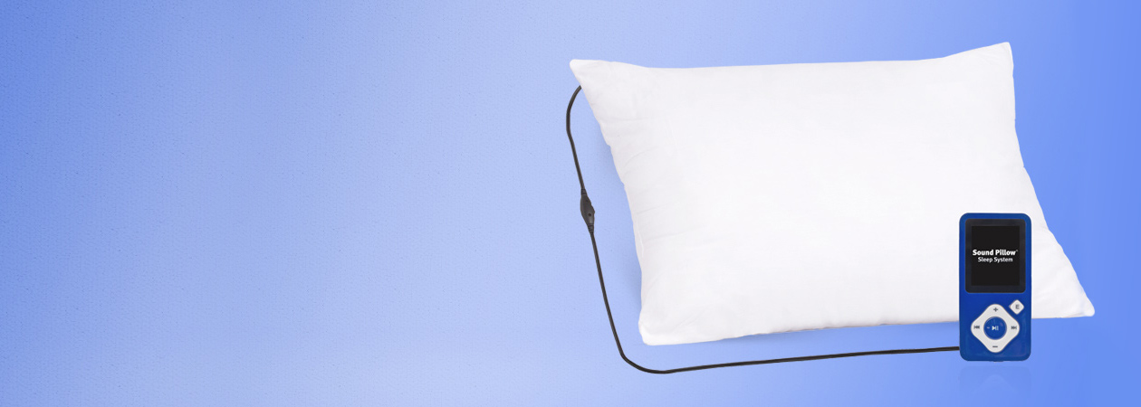 Sound Pillow 174 Sleep Never Sounded So Good Soundpillow